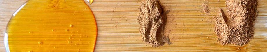 Maschera purificante: miele, cannella e noce moscata.